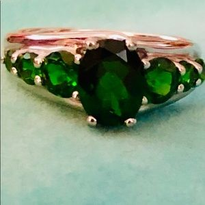 Jewelry - CHROME DIOPSIDE RING